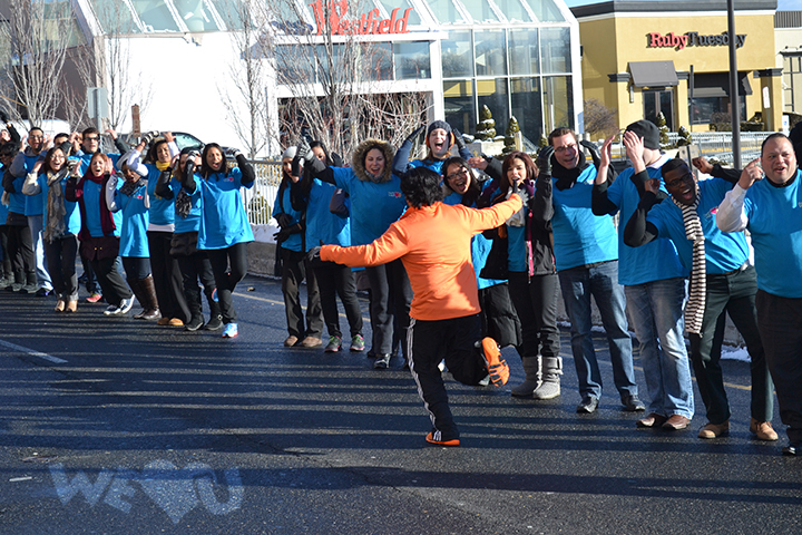 """Big Game 5K """"One Run Many Lives Touched"""" at GSP in Paramus"""