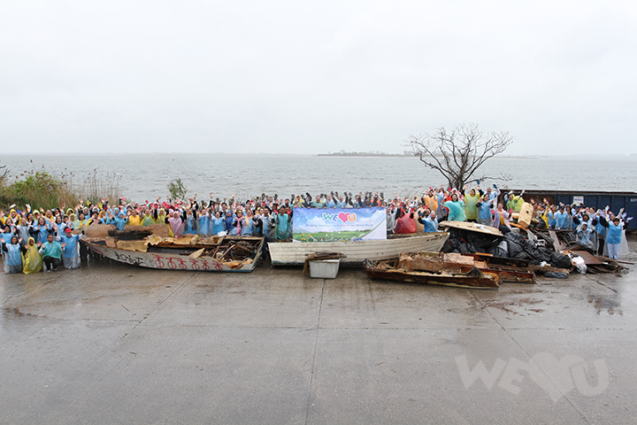 Jamaica Bay Cleanup