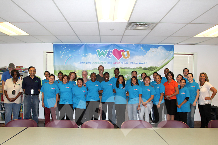 WeLoveU at the Bergen County Housing and Human Services Center