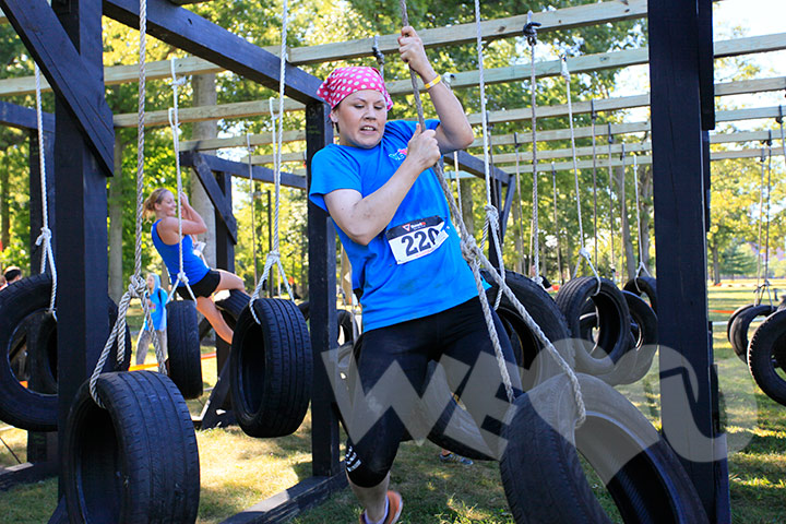 Westchester Medical Center Trauma Mud Run 2014
