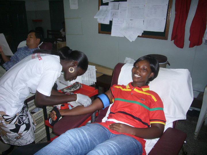 Blood Drives - International WeLoveU Foundation