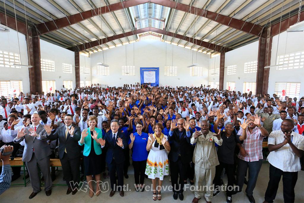bright haiti recipients