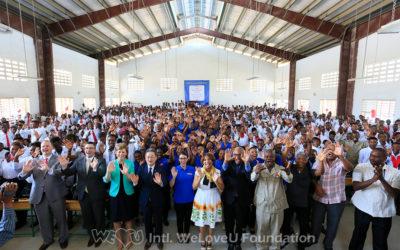 WeLoveU Foundation Donates 3,000 Solar-Powered Lanterns to Haiti Vocational School Program