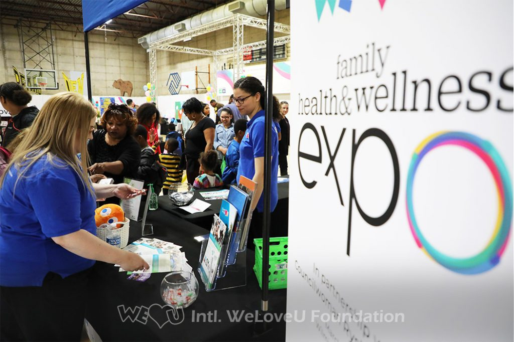 family health and wellness expo