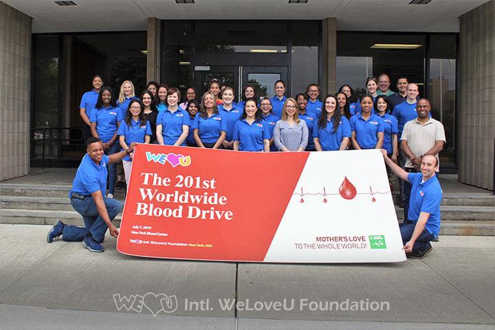 working together, volunteerism, donating blood