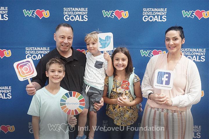 WeLoveU, family, South Amboy YMCA, saving lives, blood drive